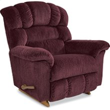 Crandell Reclina-Rocker Recliner Color: Vino