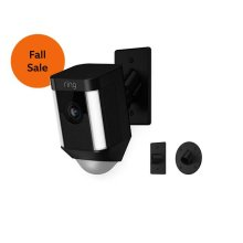 Spotlight Cam Mount - Black