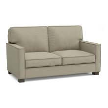 Homespun Sterling Dweller Loveseat