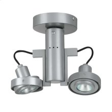 2 LIGHTS CEILING TOP PLATE CEILING