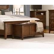 Clearance Item--Cedar Lined Blanket Trunk Product Image