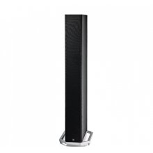 """High-performance Bipolar Tower Speaker with Integrated 10"""" Powered Subwoofer"""