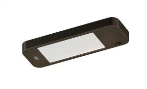 "Instalux® 8"" LED Under Cabinet Light Bronze Product Image"