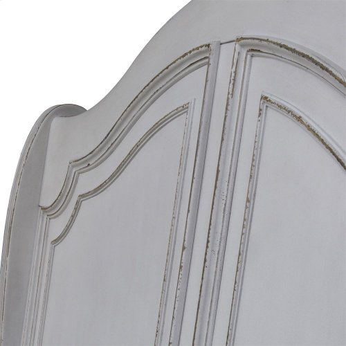 King Sleigh Headboard