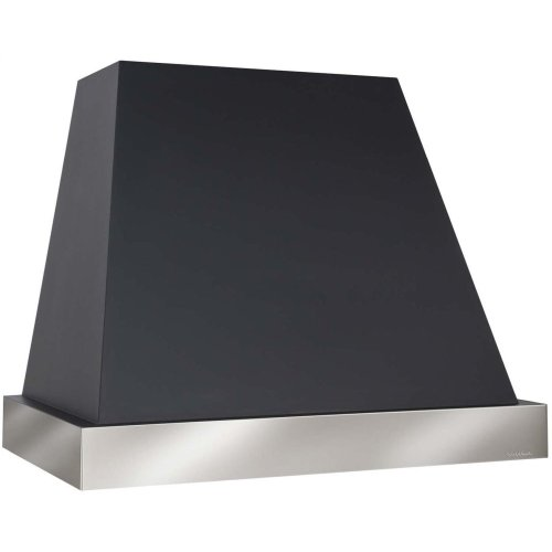 "60"" 1200 CFM Designer Series Range Hood Black"