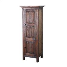 CC-CAB1227S-RW  Tall 1 Door Storage Cabinet