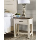 Nightstand - 1 Drawer Product Image