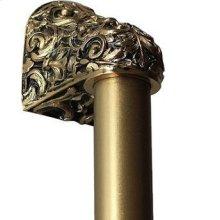 Acanthus - 24K Satin Gold Plain Bar