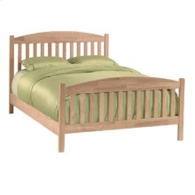 Full Mission Bed Footboard