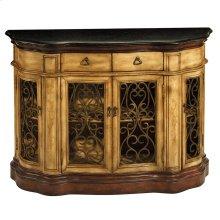 Cantebury 4-door 2-drawer Cabinet