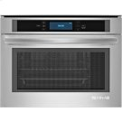Jenn-Air® 24-Inch Steam and Convection Wall Oven, Euro-Style Stainless Handle Product Image