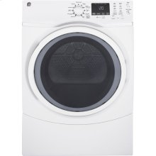 GE® 7.5 cu. ft. Capacity Front Load Gas Dryer with Steam - CLEARANCE ITEM