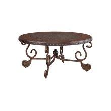 Rafferty Round Coffee Table