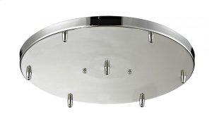 212-PN - 6 LIGHT PAN ACCESORY Product Image