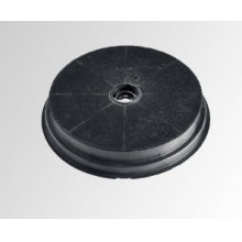 Package of 2 Round, activated carbon replacement filter element for ductless operation