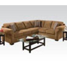 Sectional Left Facing Sofa