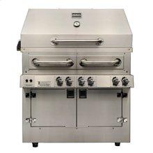 Kalamazoo K900HB Hybrid Fire Built-In Grill
