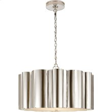 Visual Comfort AH5215PN Alexa Hampton Markos 4 Light 26 inch Polished Nickel Pendant Ceiling Light
