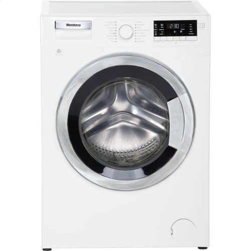 Floor Model Blomberg Washer WM98400SX2 Bloomberg Dryer DHP24412W