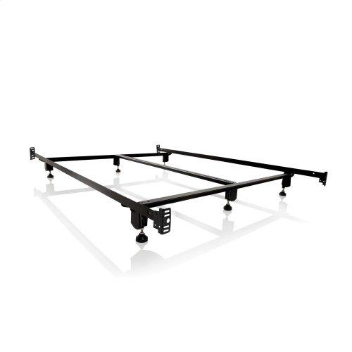 Steelock Bolt-On Headboard Footboard Bed Frame - Queen