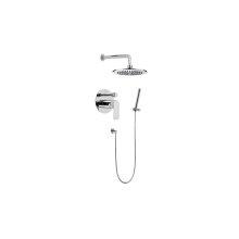 Pressure Balancing Shower System - Shower with Handshower