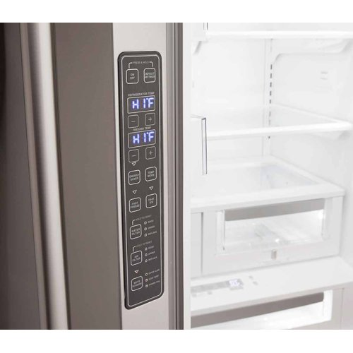 Midnight Sky Mercury French Door Refrigerator
