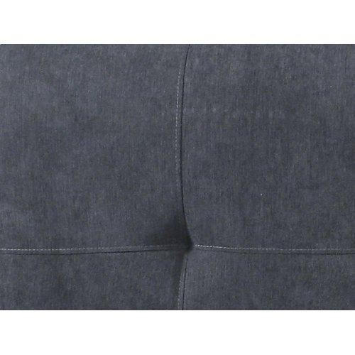 Emerald Home Harper Upholstered Bed Kit Cal King Charcoal B129-13hbfbr-13