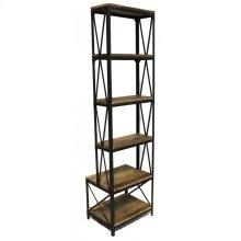 Narrow Industrial Shelf