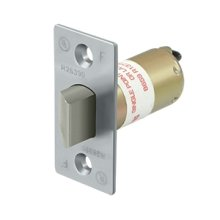 "GR2 Reg. Latch Pass/Priv, 2-3/4"" - Brushed Chrome"