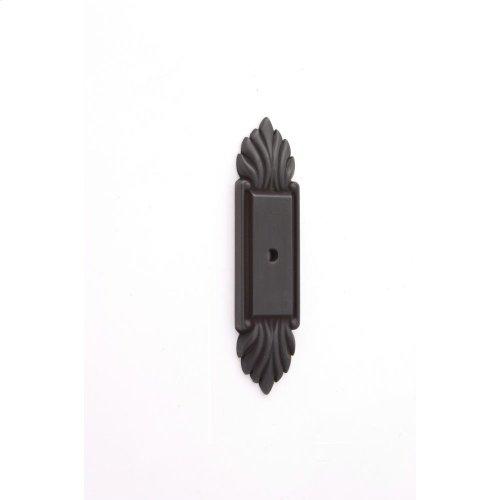 Fiore Backplate A1475 - Bronze