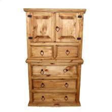 Mansion Door Chest 5 Drawers