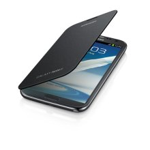 Galaxy Note II Flip Cover, TITANIUM GRAY