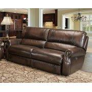HAWTHORNE - BROWN WIPE Power Sofa Product Image