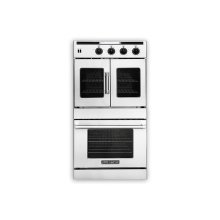 "30"" Legacy Hybrid Double Chef Door Oven"