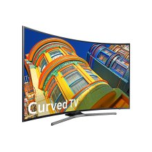 """55"""" Class KU6500 Curved 4K UHD TV"""