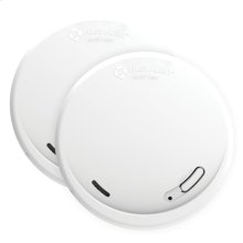 Slim Photoelectric Smoke Alarm with 10-Year Battery