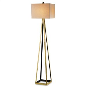 Bel Mondo Gold Floor Lamp