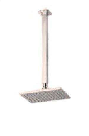 "Shower Rainhead, 14"" Ceiling Mount Arm - Brushed Nickel Product Image"