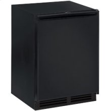 "Black Field reversible 2000 Series / 24"" Refrigerator Freezer Model"