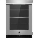 """RISE™ 24"""" Under Counter Glass Door Refrigerator, Right Swing, RISE Product Image"""