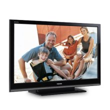 """52.0"""" diagonal 1080p HD LCD TV with ClearFrame™ 120Hz"""