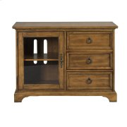 TV Console - 44 Inch - Oak Product Image