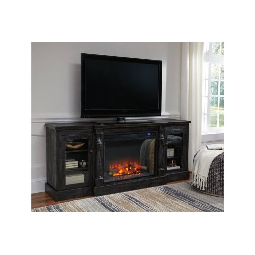 Mallacar - Black 2 Piece Entertainment Set