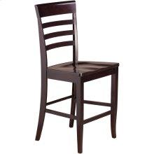 Burbank Counter Chair - Wood Seat