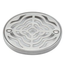 """""""moor"""" Style Shower Drain Grid Only - Graphite"""