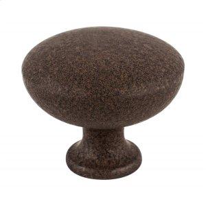 American Classics Dull Rust Round Knob Product Image