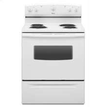 Amana ® 30-inch Free Standing Electric Range