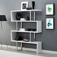 Meander Stand in White