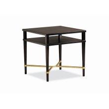 Anka Chairside Table