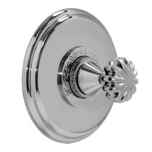 """3/4"""" Thermostatic Shower Set - Deluxe Plate with Madison Elite Handle"""